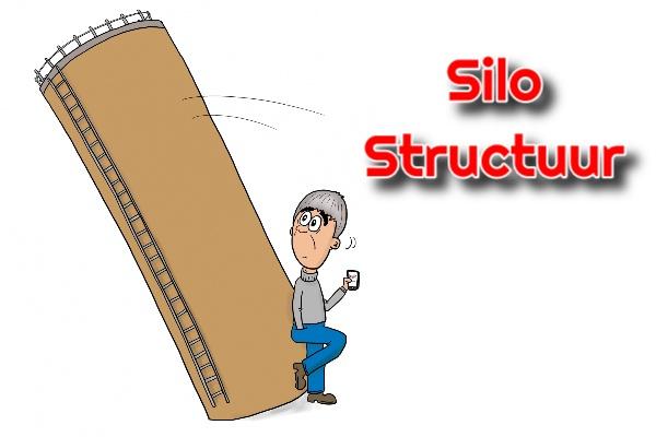 seo cursus silo structuur