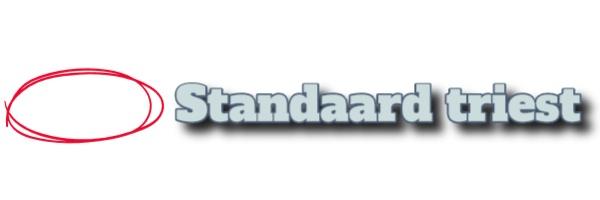 standaard is niks