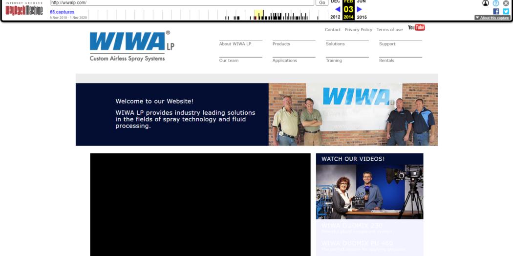 HTML naar WordPress Archief