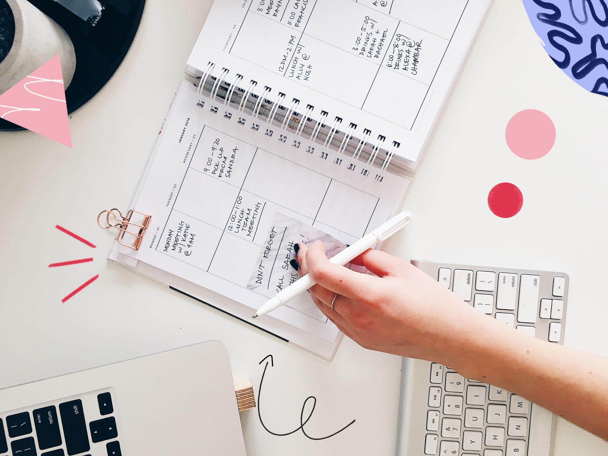 Hoe u tijd kunt besparen bij het plannen en maken van sociale media-inhoud