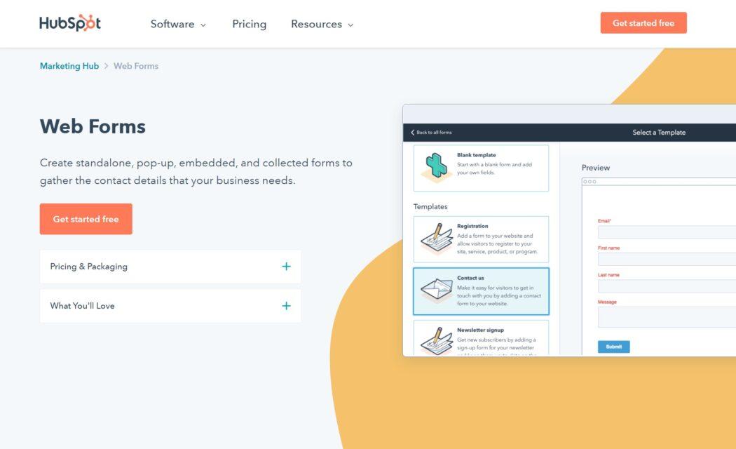 Gids voor het genereren van leads HubSpot