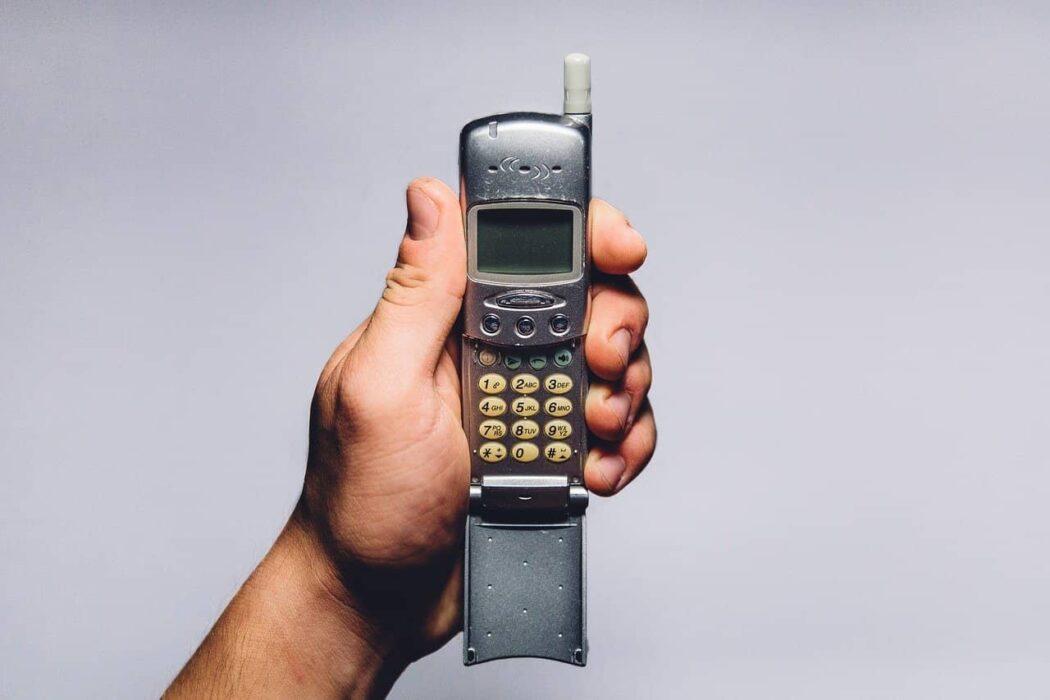 Wereld wijde web verjaardag mobiele telefoon