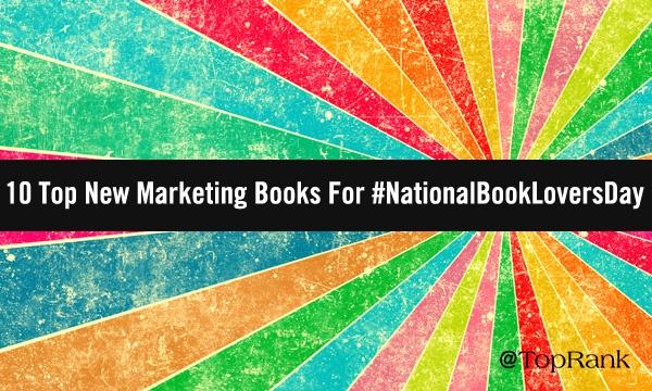 Kleurrijke starburst patroon afbeelding voor National Book Lovers Day.