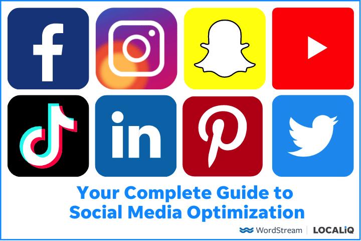 logo's voor sociale media