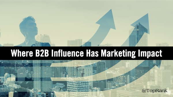 B2B Influencer Marketing Impact