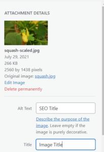 HTML-kenmerken voor afbeeldingen