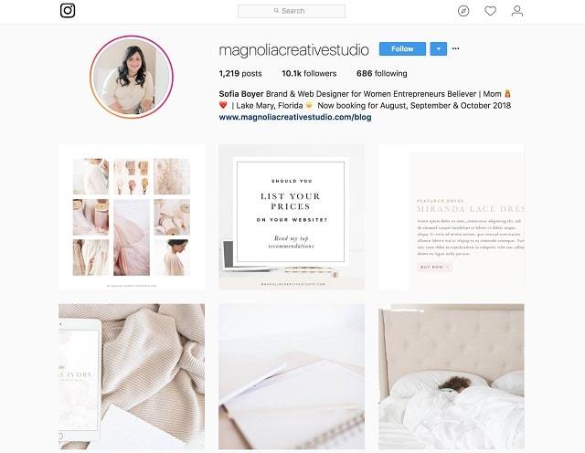 Promoot uw webdesignbedrijf Magnolia