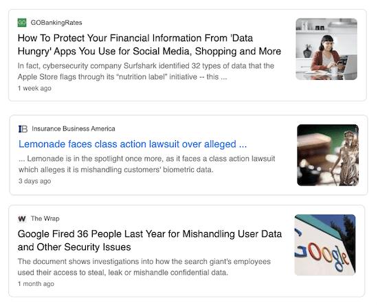 wat zijn cookies van derden - nieuwsreel over privacyschendingen?
